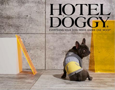 HOTEL DOGGY WARDOBE & SET DESIGN
