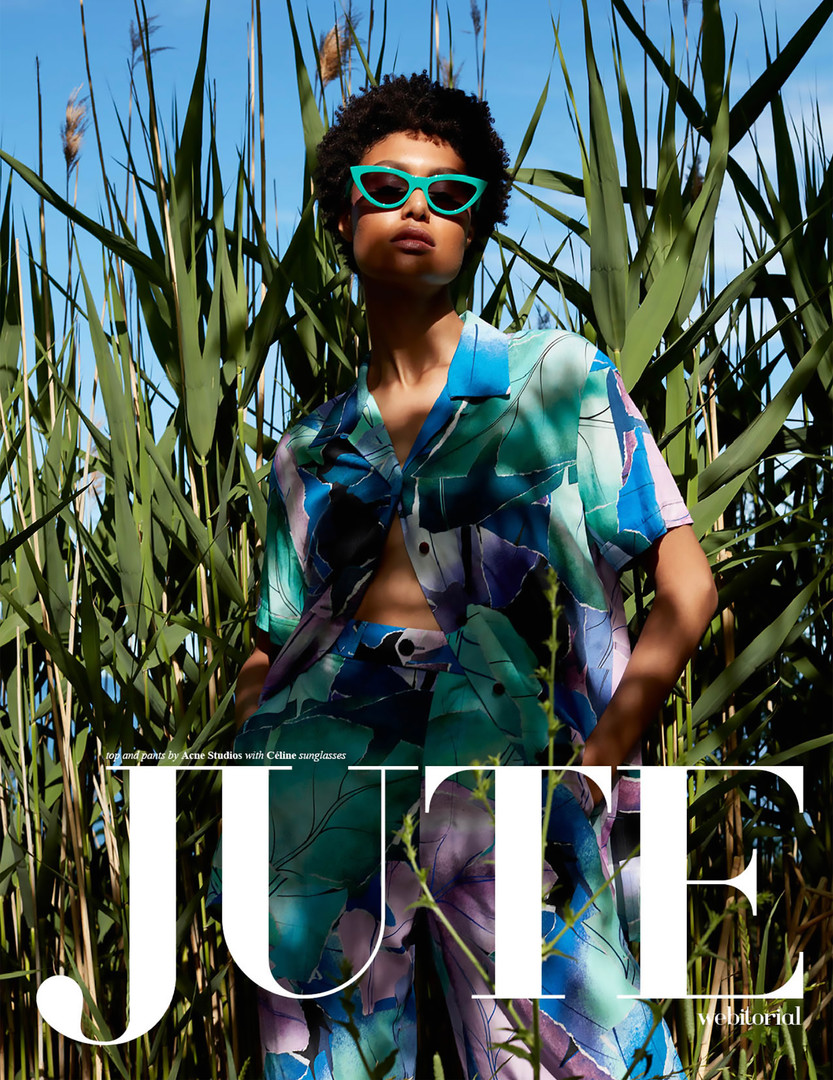 CUBE WITH LOVE / JUTE MAGAZINE