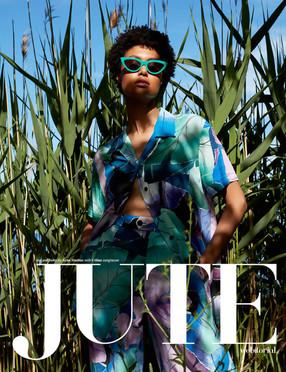 CUBE WITH LOVE / JUTE MAGAZINE