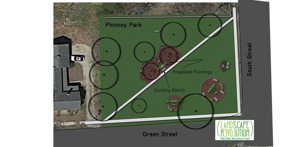 Phinney Park Concept 1