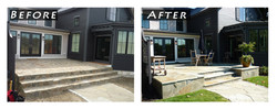 JGTar Before and After Patio