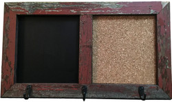 Barn Wood Message Board