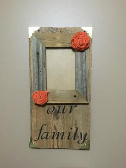 Barn Wood 0ur Family
