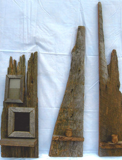 Tall Candle Sconces