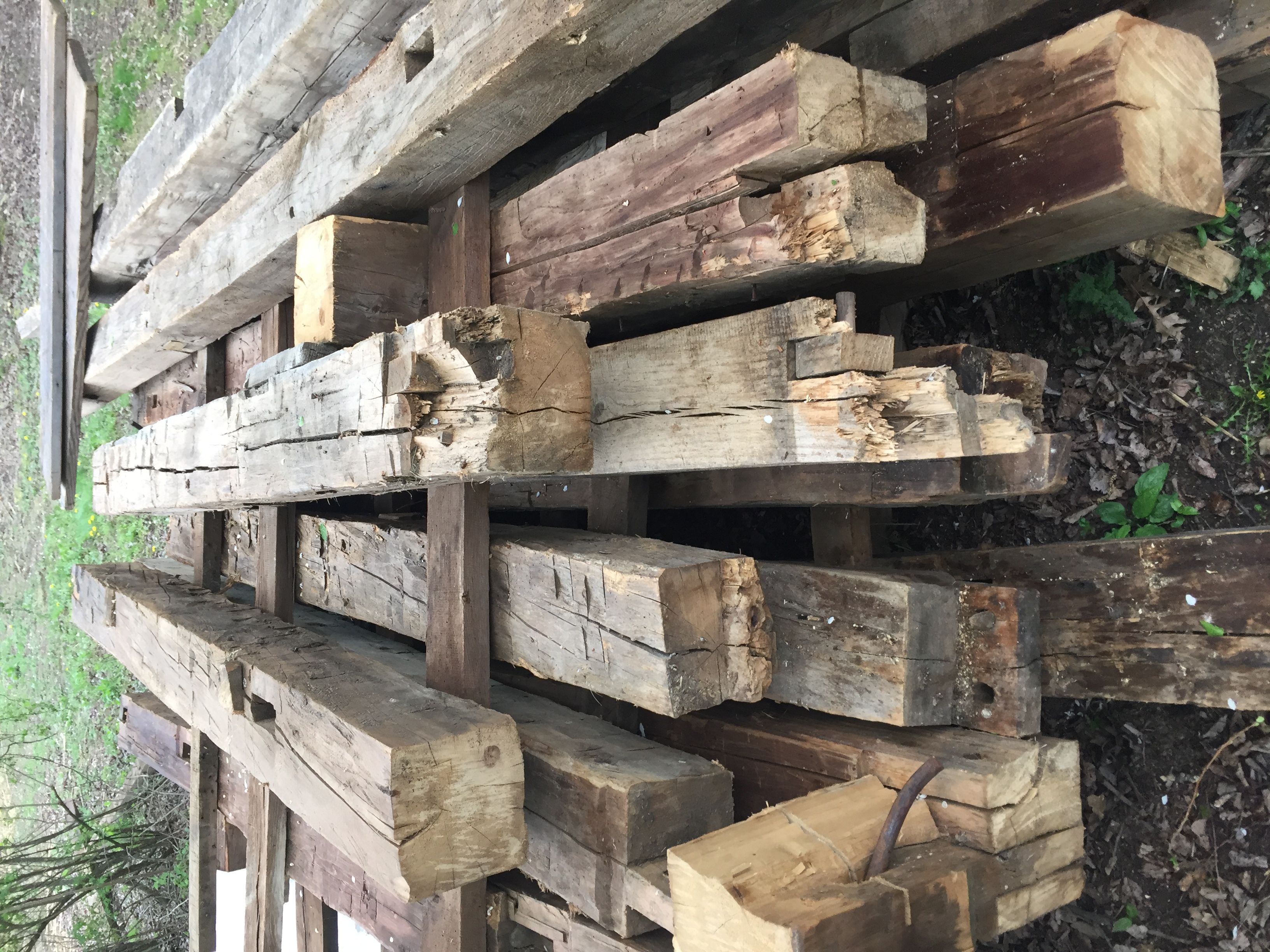 Barn Beam Assortment