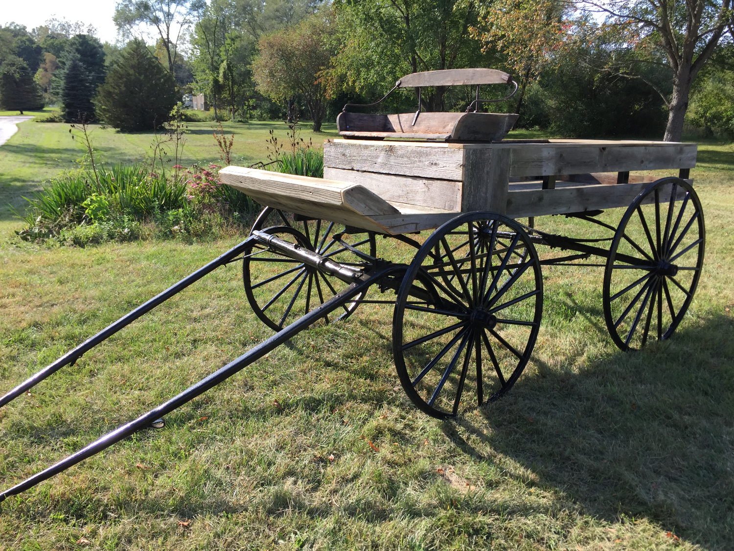 Barn Wood Wagon