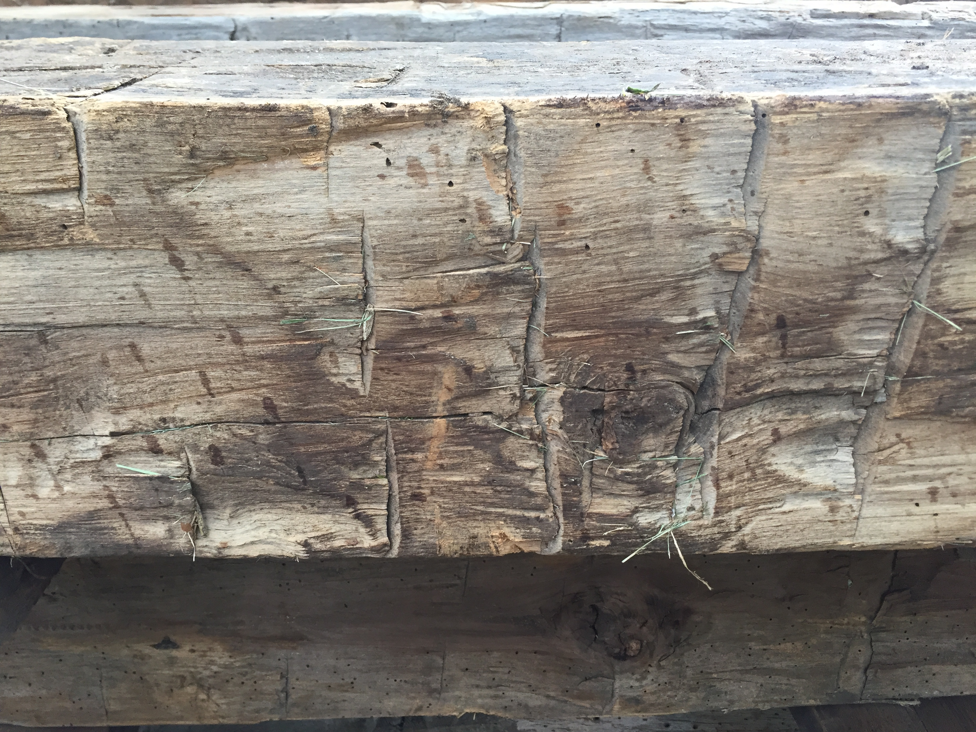 Beautiful Barn Beam Example