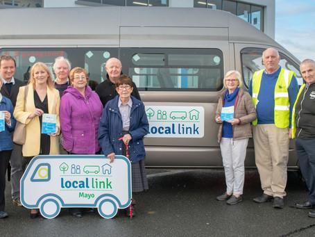 New local link bus routes to Ballyhaunis