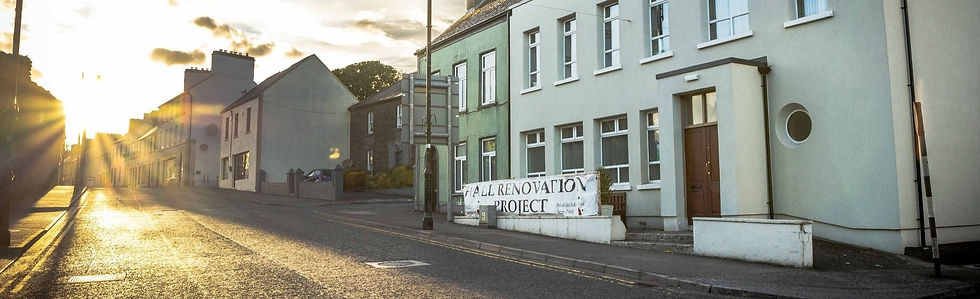 Ballyhaunis Community Hall by AK Photography