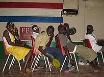Theaterles in Gambia, De Boel op Stelten