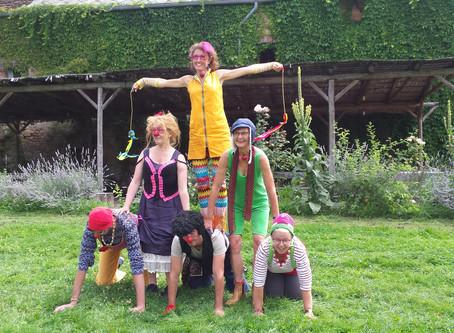 De Wijsheid van de Clown  en de Speelsheid van het Circus  ofwel de vreugdevolle kunst van het mislu