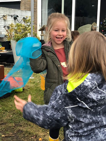 De CircusKoffer, een kinderfeestje