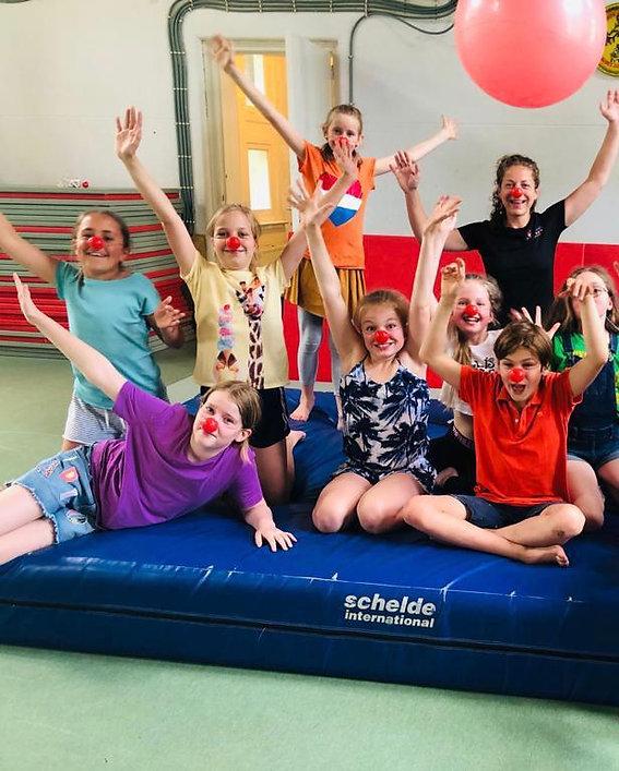 Kinderfeestje, De CircusKoffer