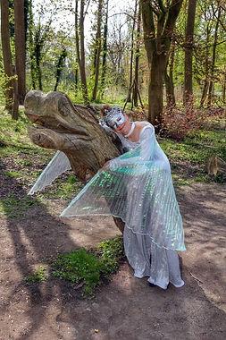 Venali Valynn (engel), De Boel op Stelten