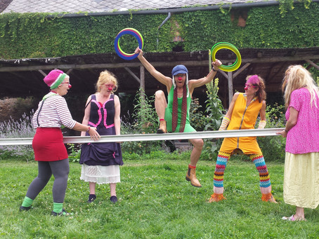 De Wijsheid van de Clown en de Speelsheid van het Circus