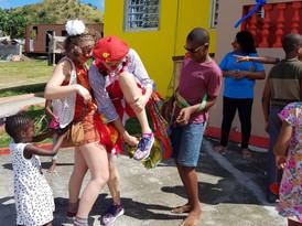 Clownerie Sint Maarten