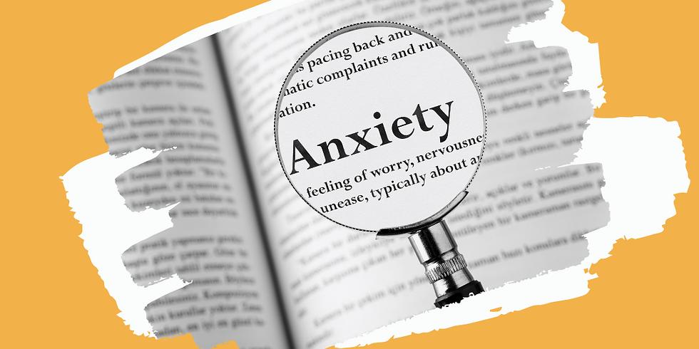 BTogether Talk Series - Anxiety!