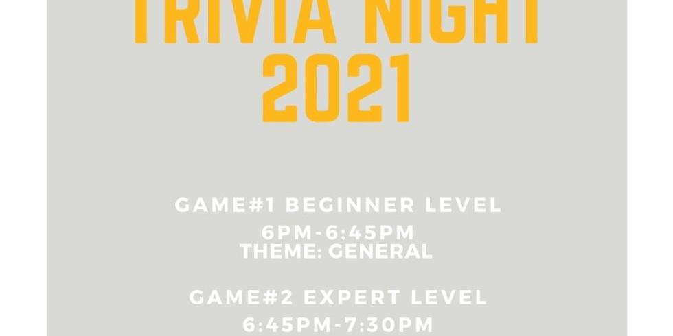 Youth Trivia Night!