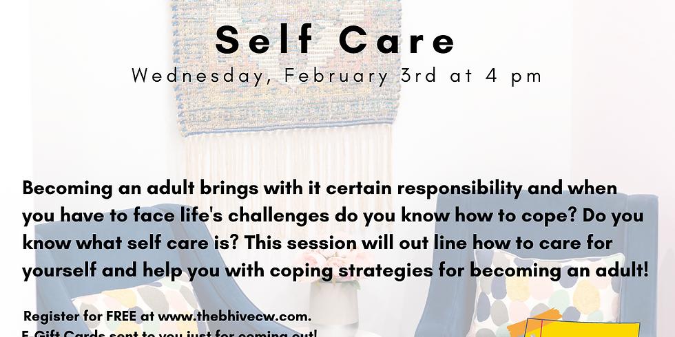 Adulting 101 - Self Care