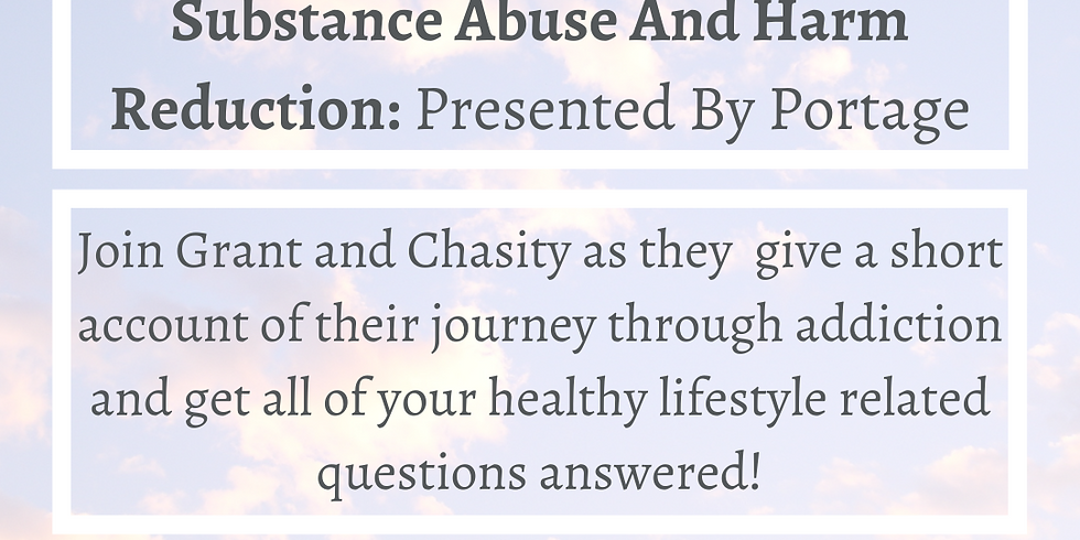Substance Abuse And Harm Reduction