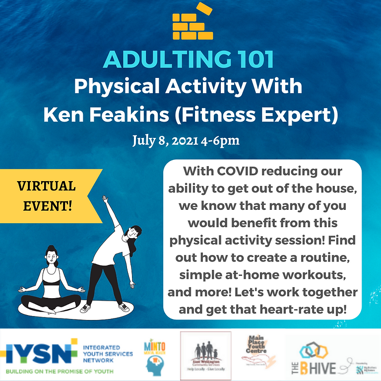 Adulting 101 - Physical Activity
