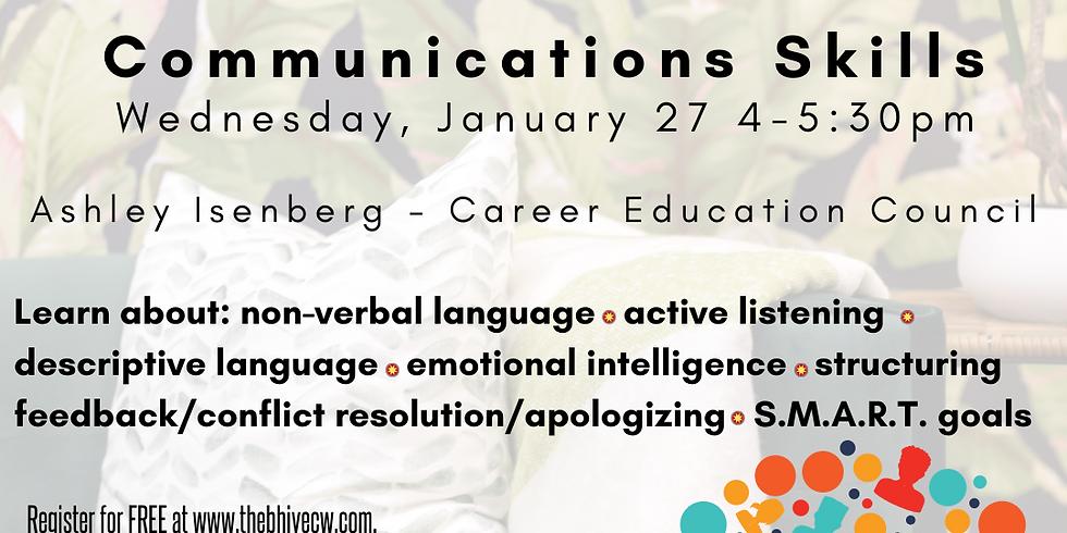 Adulting 101 - Communications Skills