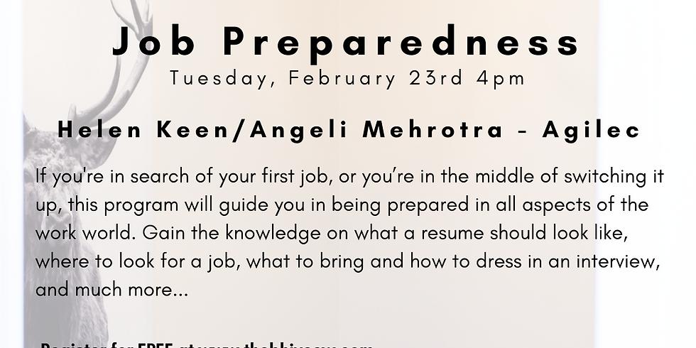 Adulting 101 - Job Preparedness