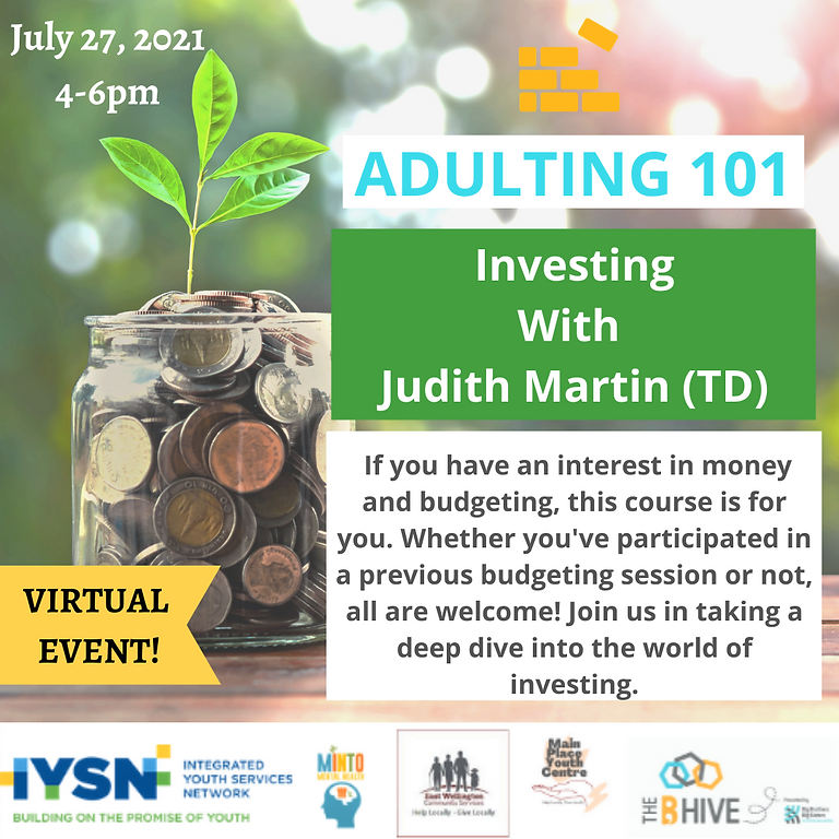 Adulting 101 - Investing