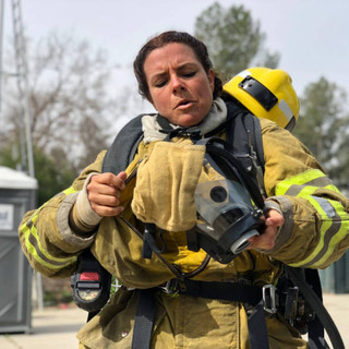 Grit, Endurance and Pullups: Inside L.A.'s Women's Fire Prep Academy
