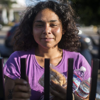 There are 6000 homeless youth in LA, reaching them is crucial