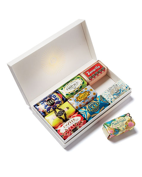 Claus Porto Soap Gift Box Coneptstore Gent Gent Colorful Gift