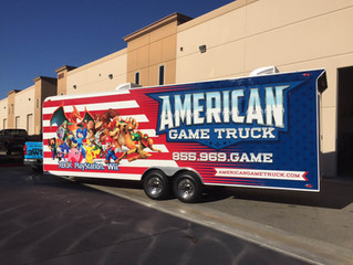 Top 3 Reasons to hire a game truck for a party