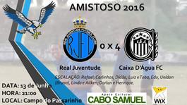 Amistoso - 13/06 - RJFC 0x4 Caixa d'Água FC