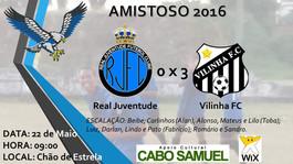 Amistoso - 22/05 - RJFC 0x3 Vilinha FC