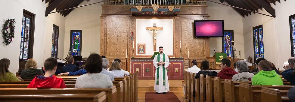 Trinity Communion Church sermon