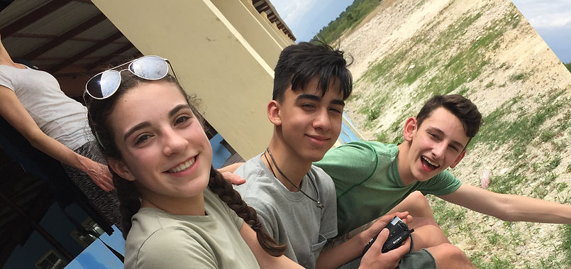 TCC youth mission trip