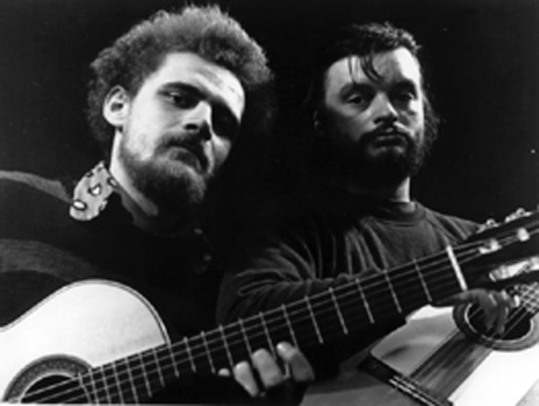 Christian Sviert og Lars Trier