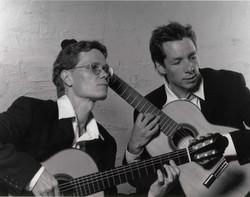 den skandinaviske guitarduo