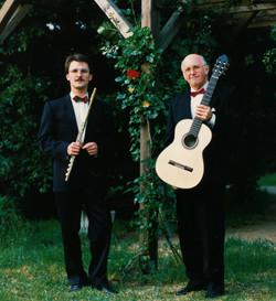 Andreas Evers & Bernard Hebb 1993-2