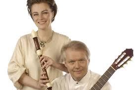 Micaela Petri og Lars Hannibal