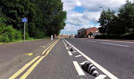 Cycle lane report: