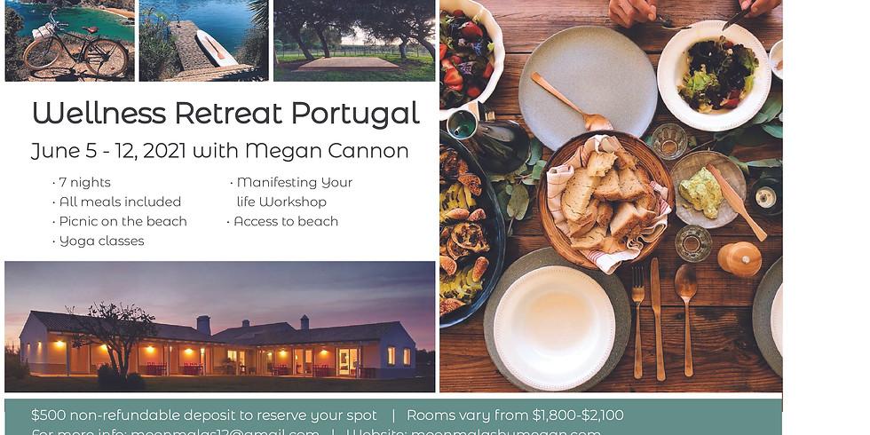 Portugal Wellness Retreat