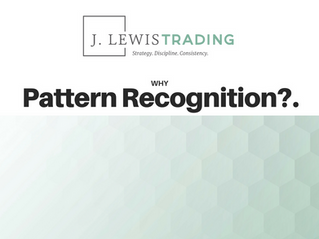 Why Pattern Recognition?
