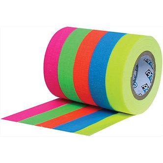 Fluorescent tape 25mm x 25m roll