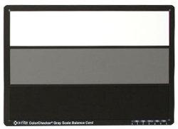 MacBeth Colour Checker Grey Scale