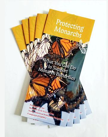 Monarch Conservation Brochures