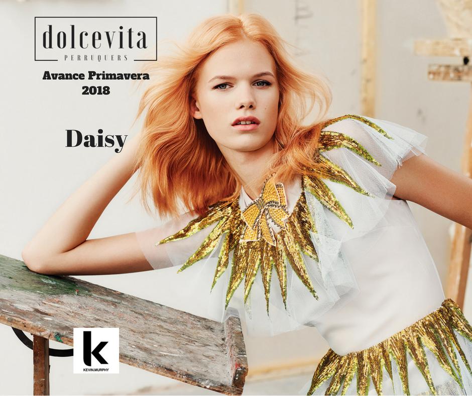 Art School Daisy Dolce Vita Perruquers