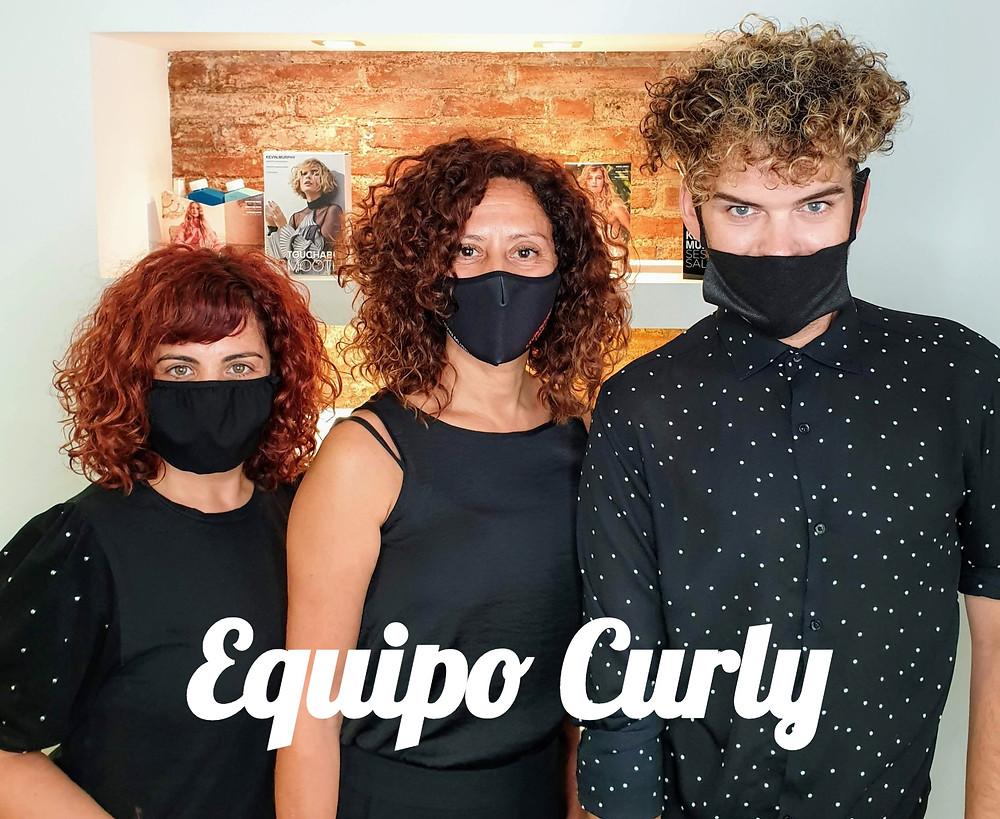 Método Curly Girl equipo