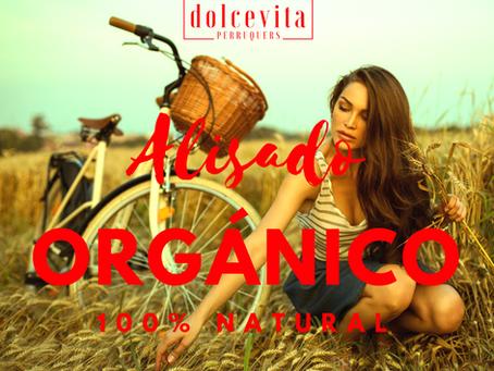 Alisado Orgánico 100% Natural