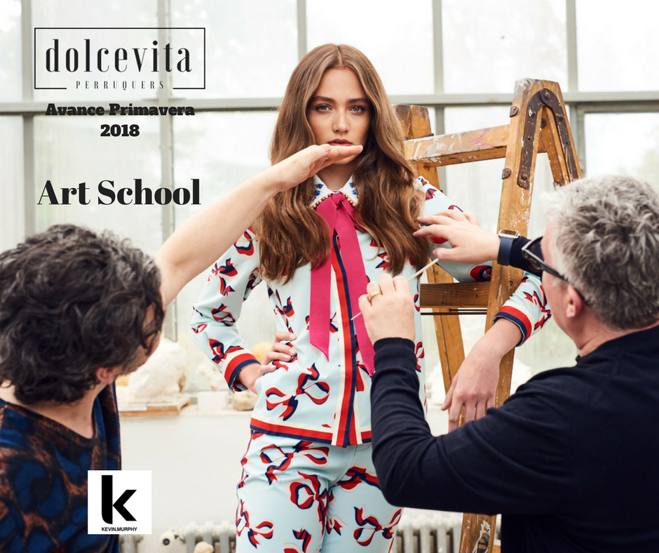 Kevin Murphy Art School Dolce Vita Perruquers